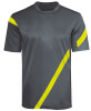 Plymouth Jersey, Charcoal/Shock