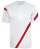 Plymouth Jersey, White/University Red
