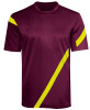 Plymouth Jersey, Maroon/Shock