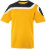 Irvine Jersey, Athletic Gold/Black-White