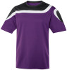 Irvine Jersey, Purple/Black-White