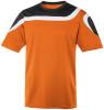 Irvine Jersey, Orange/Black-White