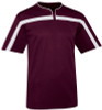 Vancouver Jersey, Maroon/White