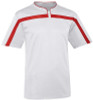 Vancouver Jersey, White/Red