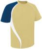 Varsity Gold/Navy-White
