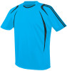 Chicago Jersey, Electric Blue/Black