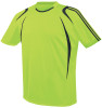 Chicago Jersey, Lime/Black