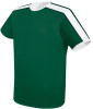 Seattle Jersey, Forest/White-Black