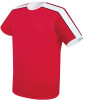 Seattle Jersey, Red/White-Black