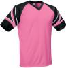 Vegas Jersey, Pink/Black-White