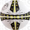 Fusion soccer ball, White/Black-Lemon