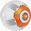 White/Black-Orange Competition Ball