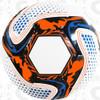 White/Black-Orange-Aqua Competition Ball