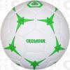 Crusader Ball, White/Lime