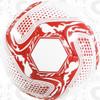 Crusader Ball, White/Red