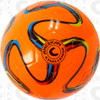 Brasilia soccer ball, Orange