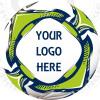 Brasilia soccer ball, Custom Logo