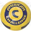 Apex 90 soccer ball, Highlighter Yellow/Navy