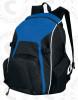 Real Backpack, Royal/Black-White