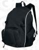 Real Backpack, Black/White