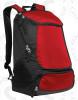 Volt Backpack, Red/Black