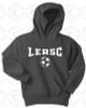 LERSC Hoodie, Charcoal