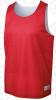 Morton reversible vest, Red/White
