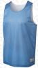 Morton reversible vest, Sky Blue/White