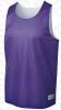 Morton reversible vest, Purple/White