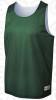 Morton reversible vest, Forest/White