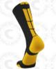 Baseline 3.0 sock - Black/Gold