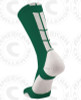 Baseline 3.0 sock - Forest Green/Black