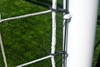 8' x 24' x 4' x 8' ULTIMATE WHEELED GOAL - net assemble and clip