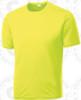 Select Training Shirt, Neon Yellow