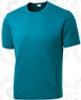 Select Training Shirt, Tropic Blue