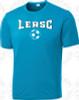 Lynbrook East Rockaway Training Shirt, Atomic Blue