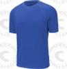 Select rash guard, Short sleeve, Royal