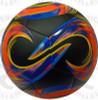Kreis Soccer Balls, Black/Orange
