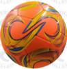 Kreis Soccer Balls, Orange/Yellow