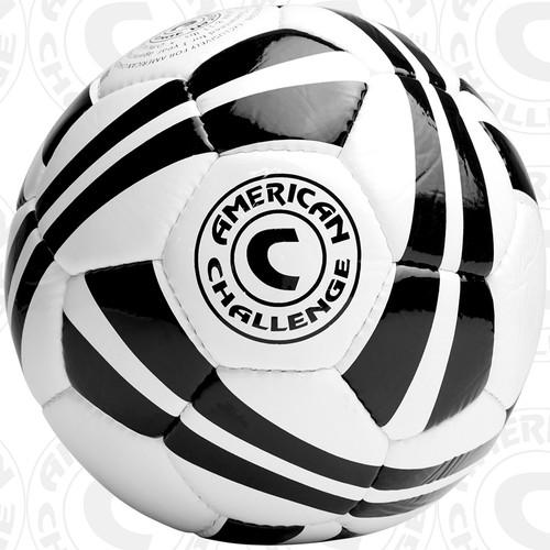 Ultra Soft soccer ball, White/Black
