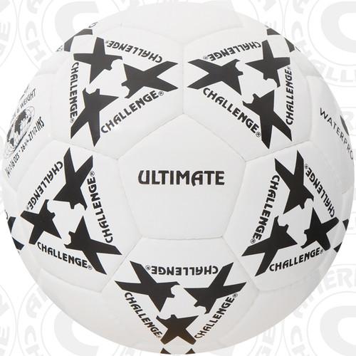 Ultimate Soccer Ball, White/Black