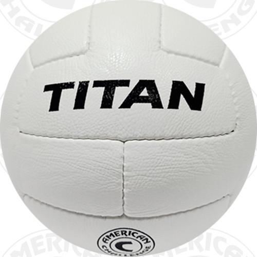Titan Soccer Ball, White