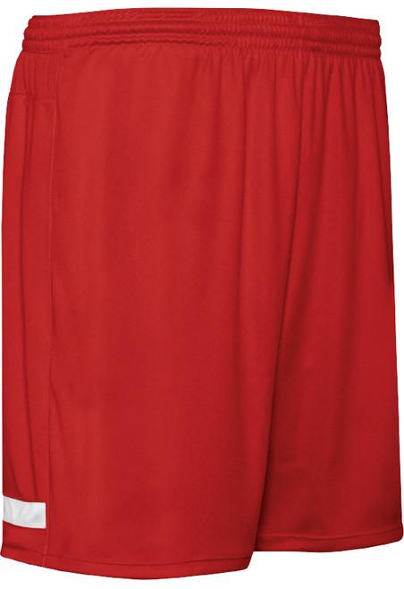 Colfax Shorts, University Red/White