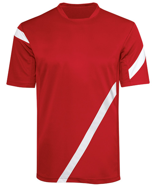 Plymouth Jersey, University Red/White