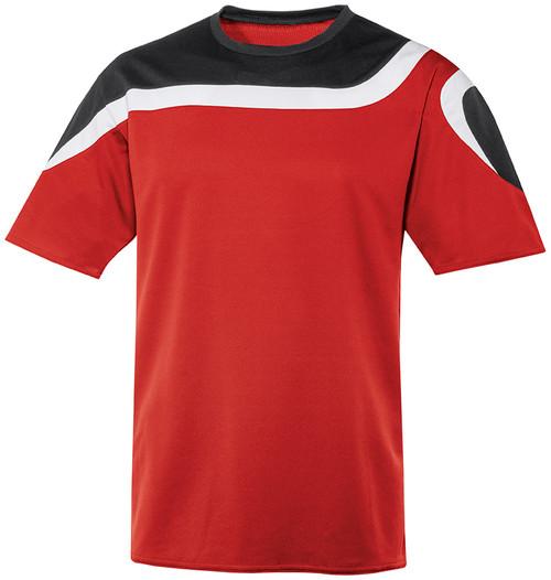 Irvine Jersey, University Red/Black-White