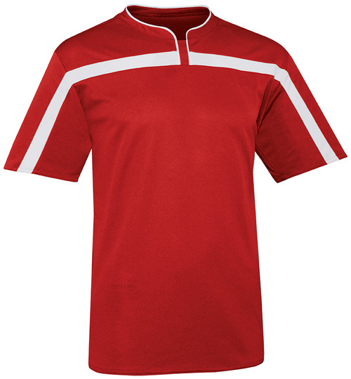 Vancouver Jersey, University Red/White