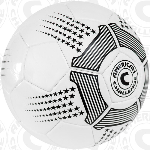 White/Black Competition Ball