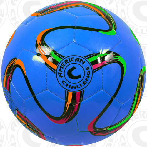 Brasilia soccer ball, Blueberry