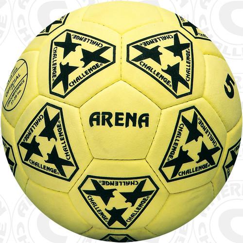 Arena indoor soccer ball, Yellow suede