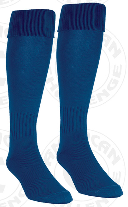 CENTRAL ISLIP SSI TRAVEL SOCKS, NAVY